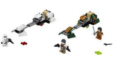 LEGO_ Ezras_ Speeder_ Bike_75090