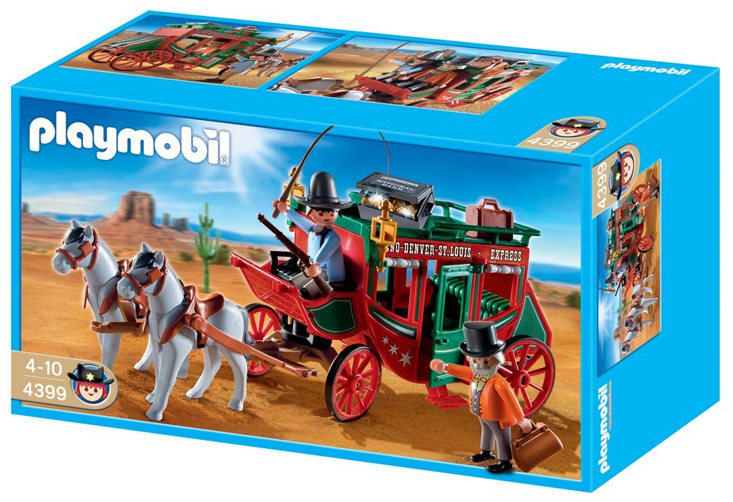 Home > Shop > Toys and Games > Playmobil > Playmobil Western Stage ...