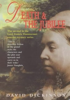 Death_ &_ The_ Jubilee_ by_ David_ Dickinson_ Signed_ copy