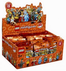 LEGO_Series 15_minifigures
